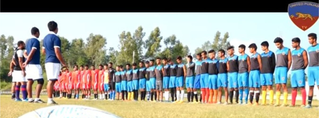 United Punjab Football Club | UPFC | Training Videos | Best Residential Football Academy & Club