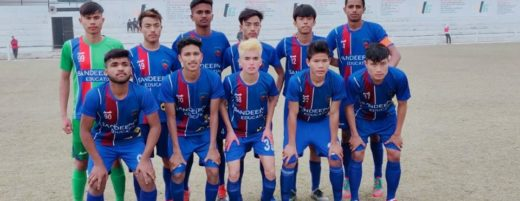 u18-team-played-a-draw-against-youth-football-club-in-hero-elite-league